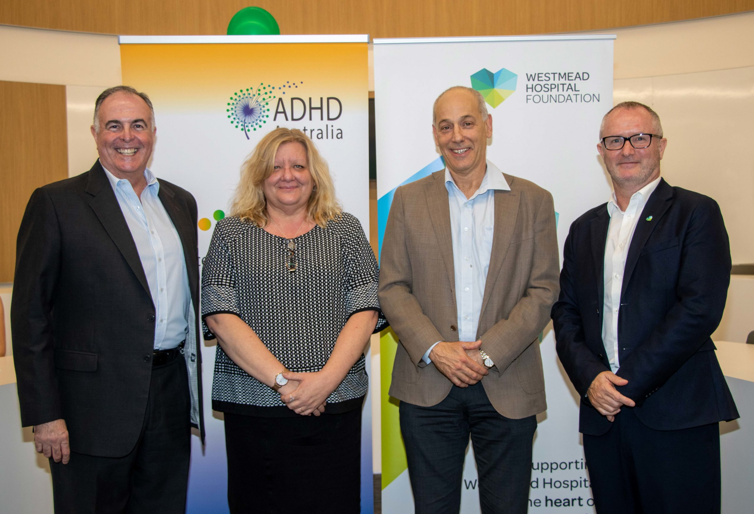 Westmead Hospital provides ongoing support for people with ADHD and their families through the launch of a new website